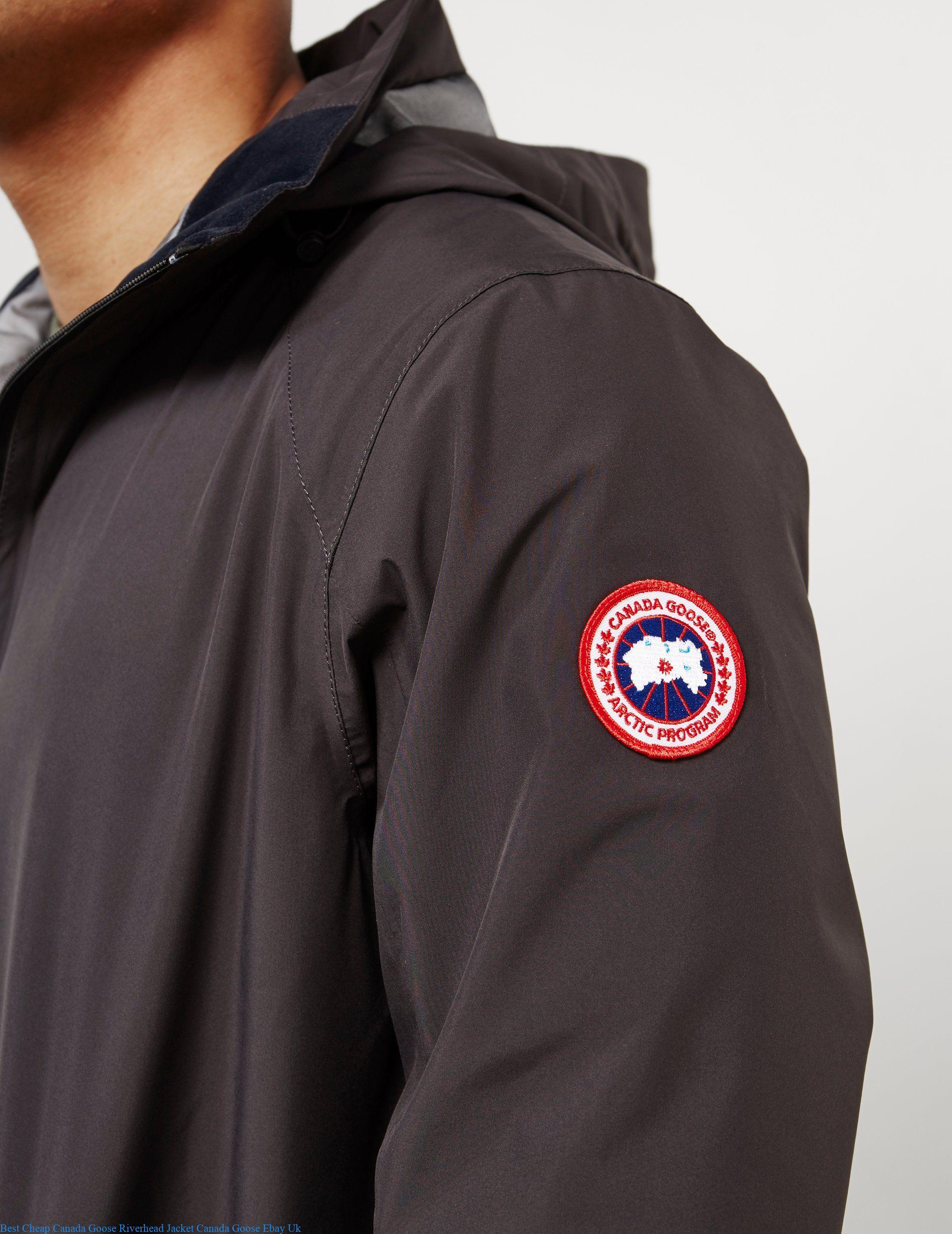 Canada Goose Ebay >> Best Cheap Canada Goose Riverhead Jacket Canada Goose Ebay Uk