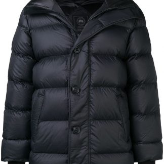 4fd5ded5c651a Flawless Canada Goose padded hooded coat Canada Goose Outlet Paypal 13378064