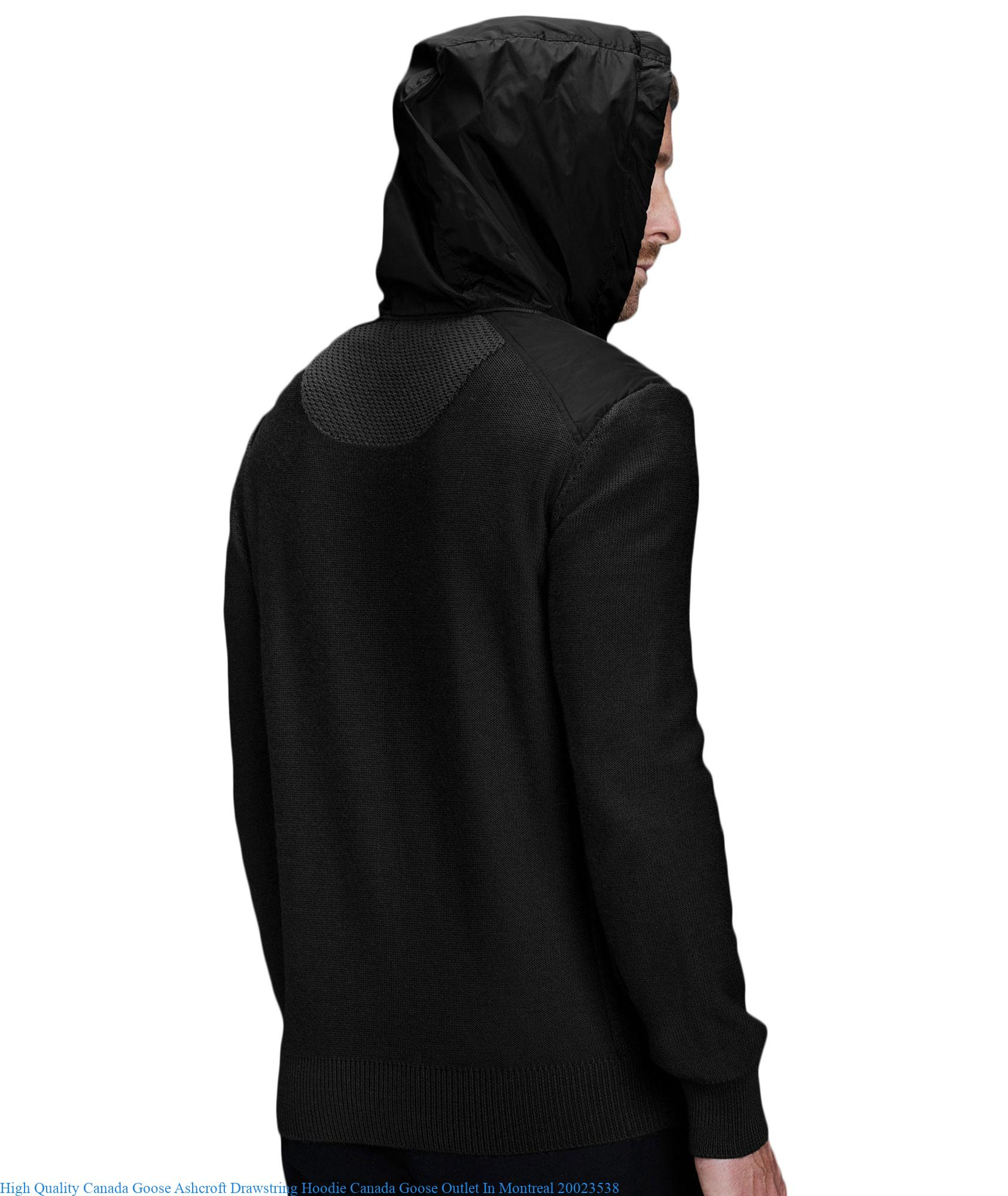 High Quality Canada Goose Ashcroft Drawstring Hoodie Canada Goose Outlet In Montreal 20023538