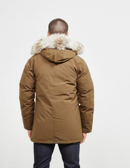 low priced 91fe2 79fc1 Highest Quality Canada Goose Chateau Padded Parka Jacket Canada Goose  Outlet In Usa