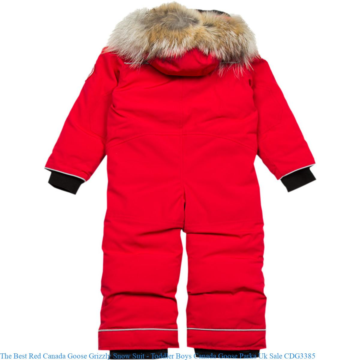 8fd7cf863 The Best Red Canada Goose Grizzly Snow Suit – Toddler Boys Canada Goose  Parka Uk Sale CDG3385 – Canada Goose Outlet Clearance Cheap Jackets Online  Sale
